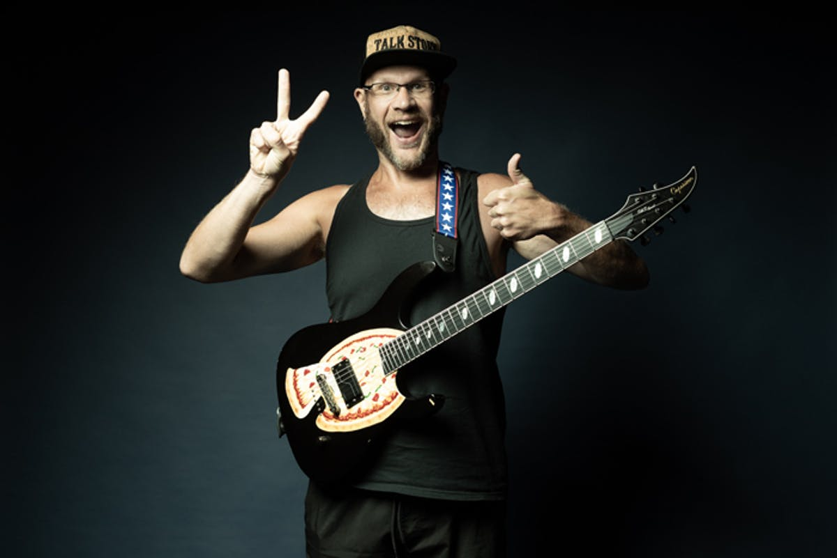 """""""Sometimes When I Have Diarrhoea I Get It On The Wall"""": 13 Questions With Killswitch Engage's Adam D"""