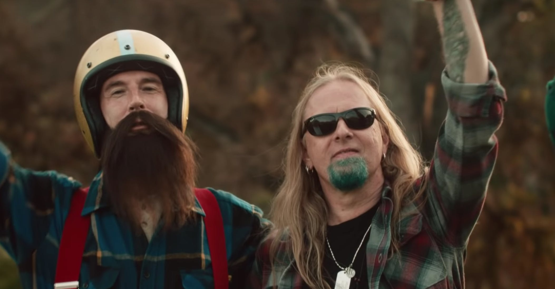 Watch Alice In Chains' Hilarious New Video For Rainier Fog