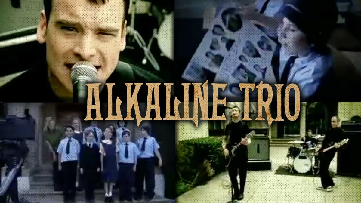 A Deep Dive Into Alkaline Trio's Stupid Kid Video