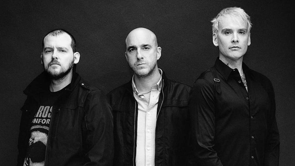 Listen To Alkaline Trio's New Song, Demon And Division
