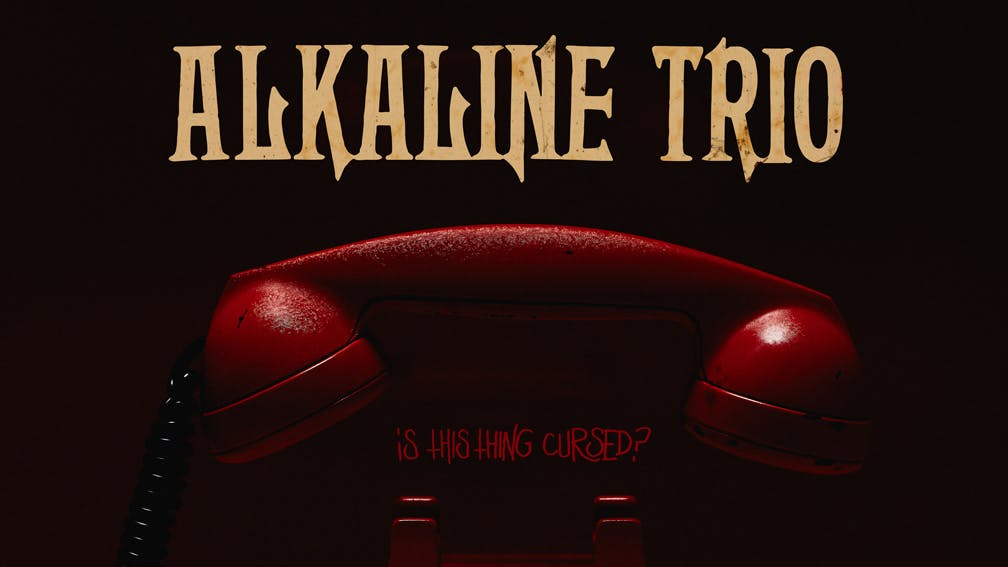 Alkaline Trio Return With New Single Blackbird