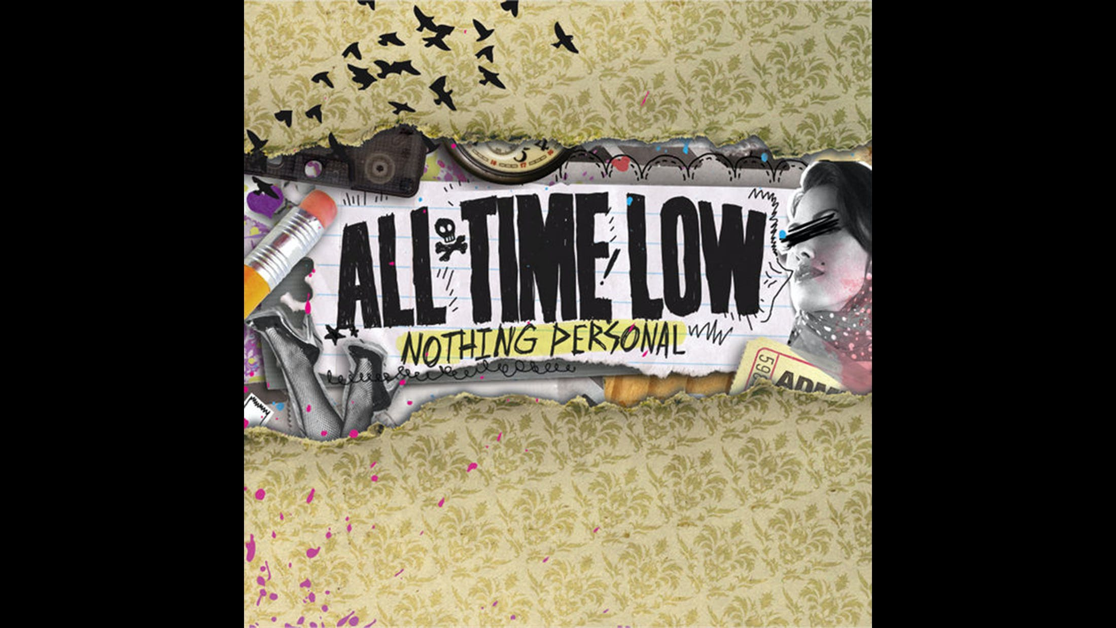 16. All Time Low - Nothing Personal (2009)