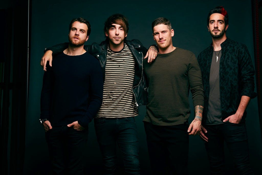 A New All Time Low Album Is Coming!