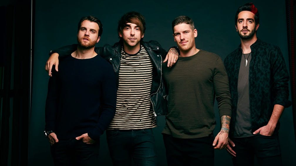 All Time Low To Start Working On New Album In The Summer
