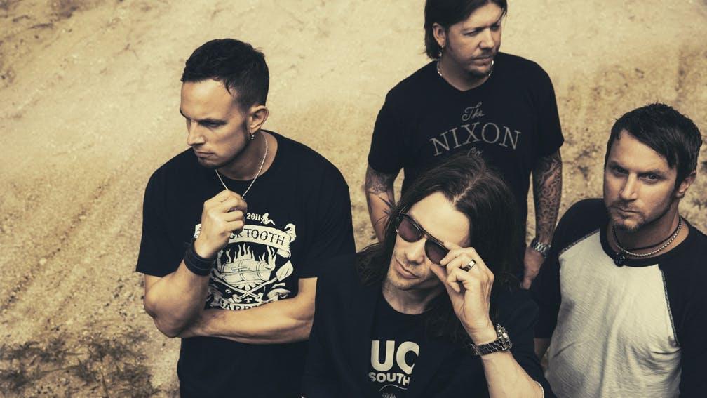 Alter Bridge Will Head Into The Studio Next Month To Start Work On A New Album