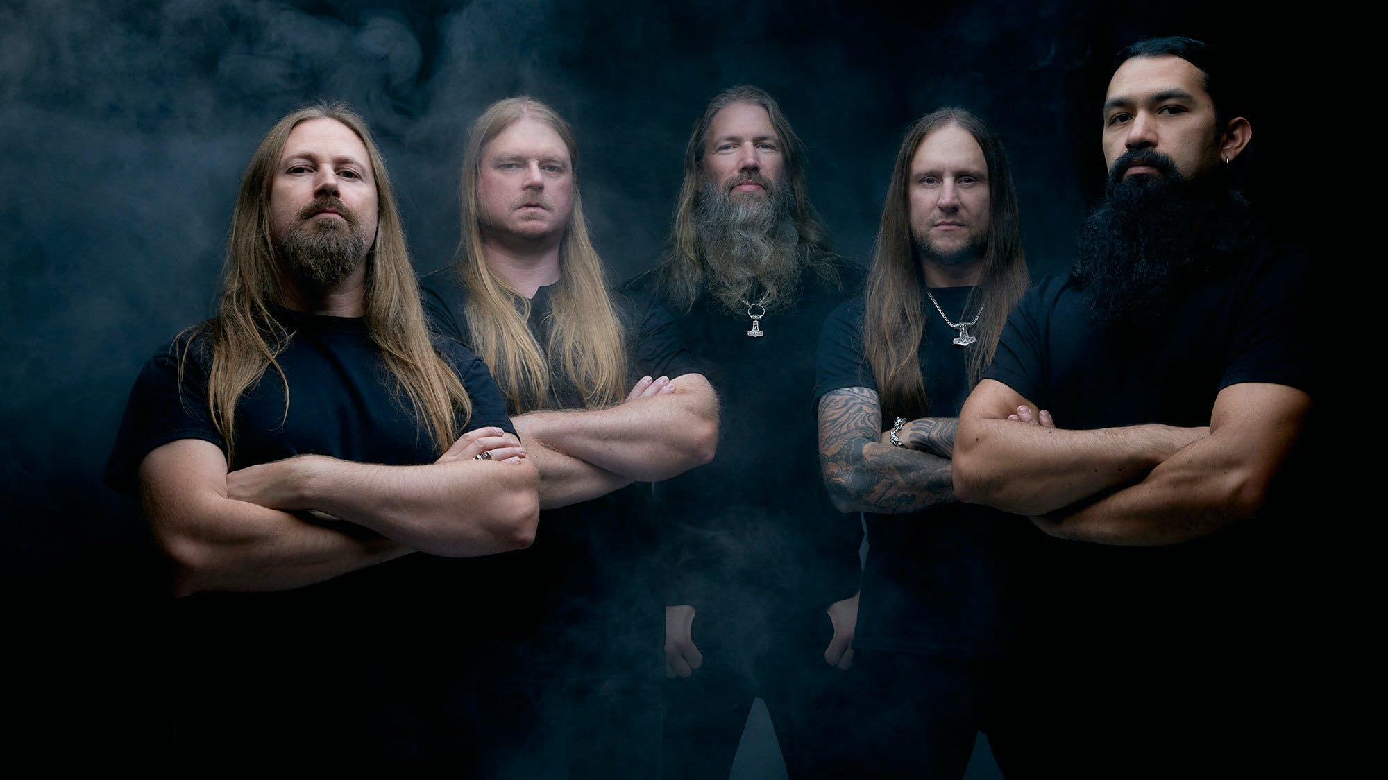 Amon Amarth, Arch Enemy, and At The Gates Announce North American Tour