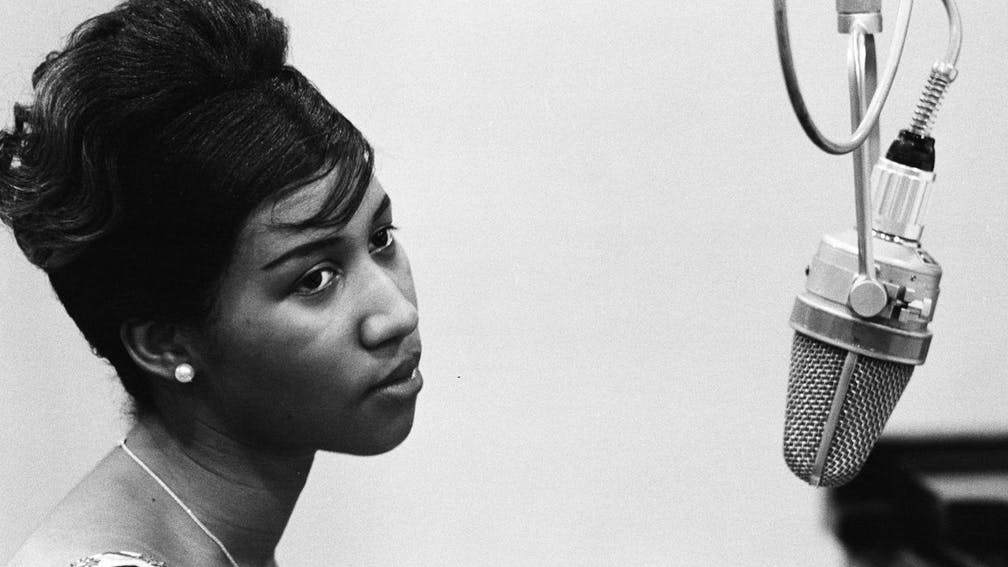 The Rock World Pays Tribute To Aretha Franklin