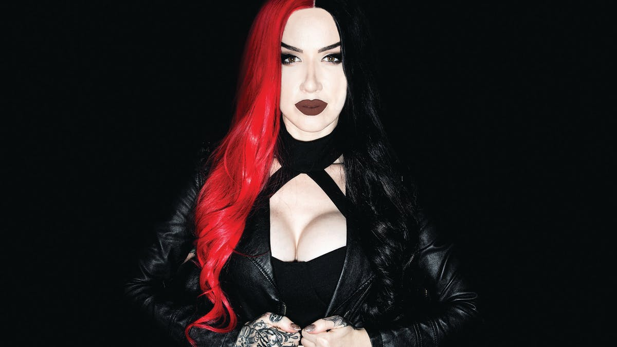 """I Do All Kinds Of Illegal Things, I Love Breaking The Law"": 13 Questions With Ash Costello — Kerrang!"