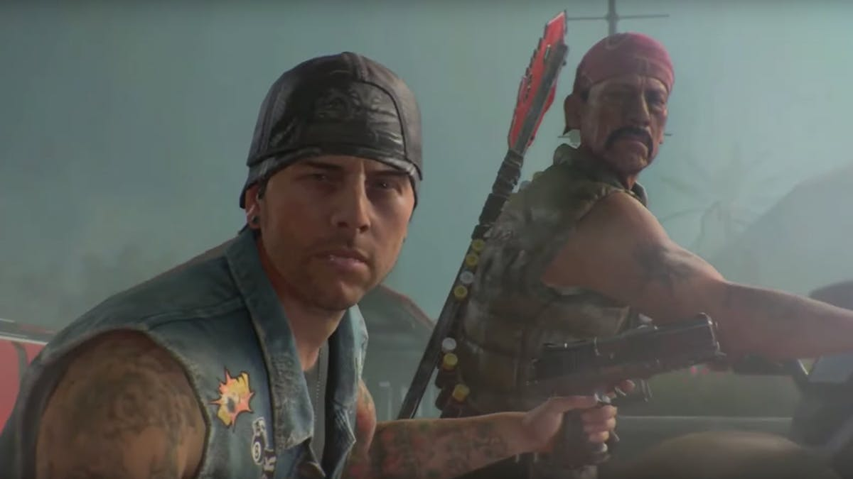 """""""It's Been A Total Trip"""": M. Shadows On Being Made Into A Playable Character In Call Of Duty"""