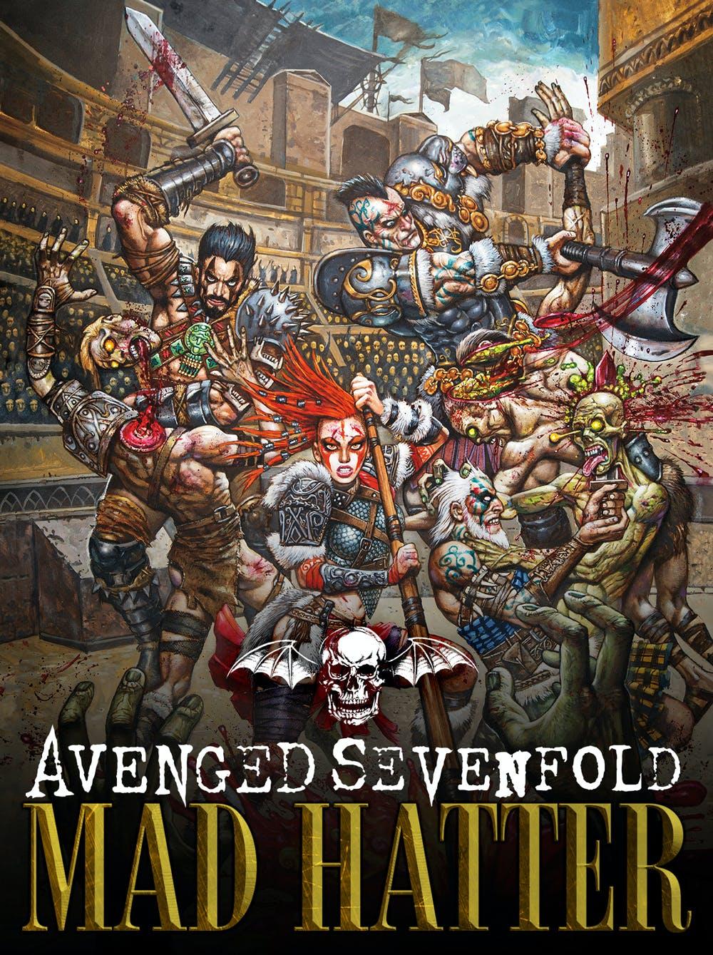 Avenged Sevenfold Mad Hatter