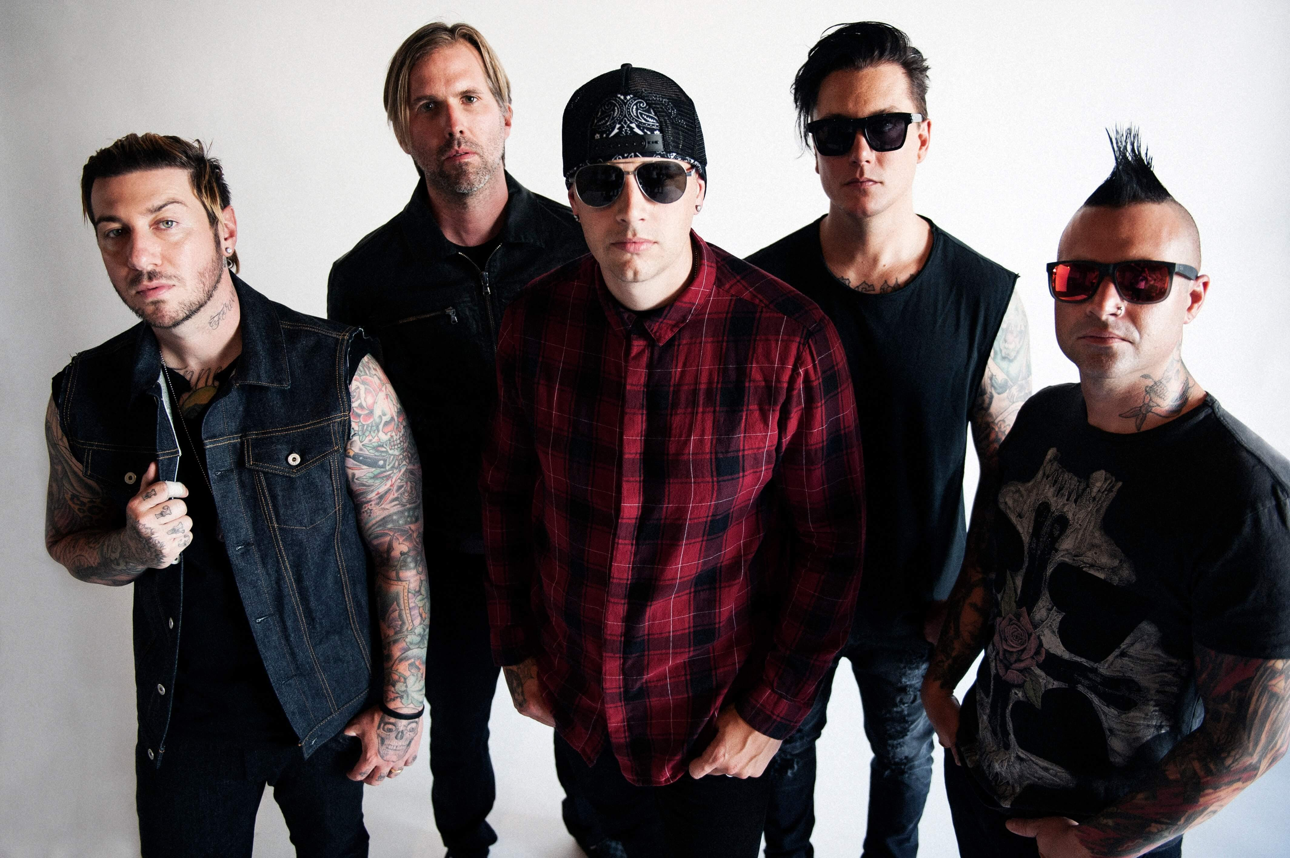 Here's Another Avenged Sevenfold Cover, Rolling On In