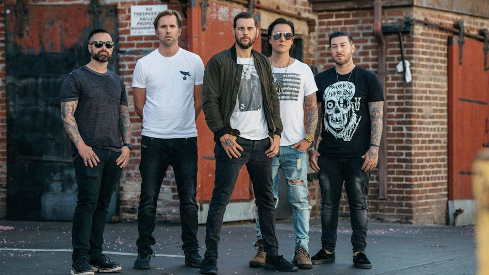 Avenged Sevenfold Promo 2019