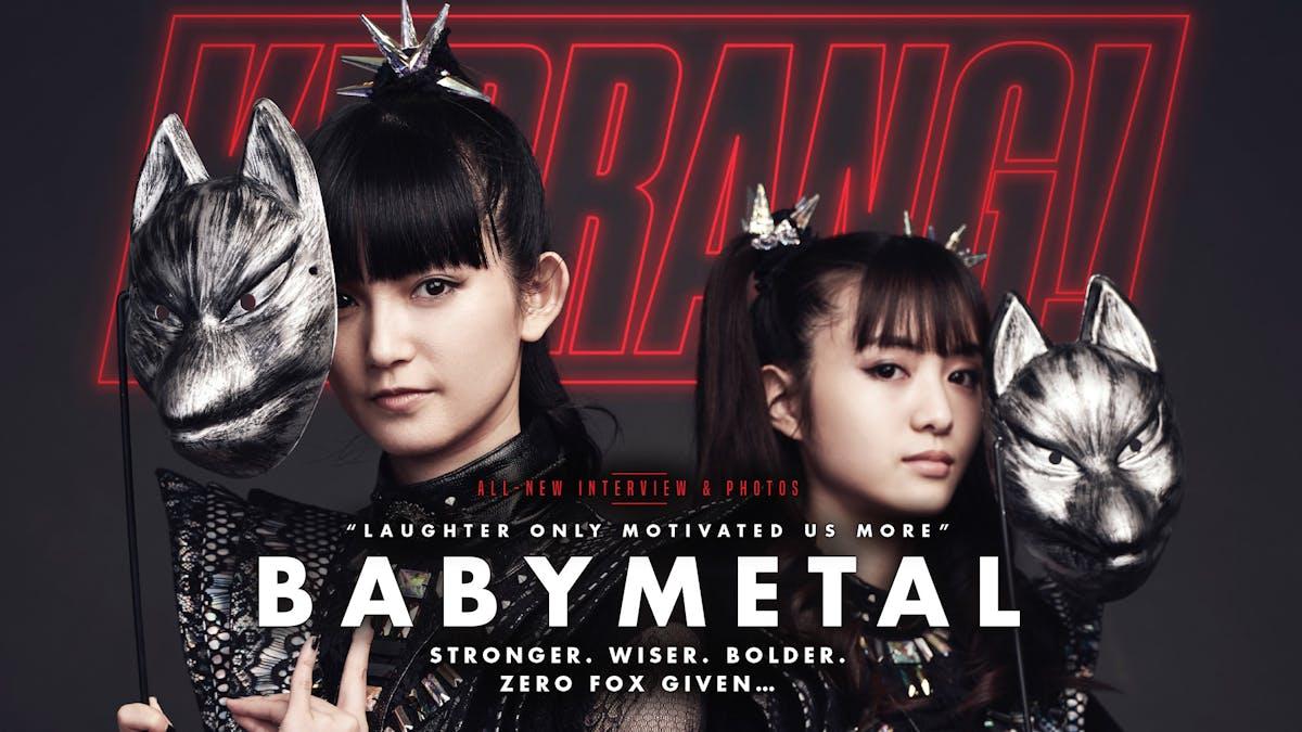 BABYMETAL: SU-METAL and MOAMETAL return for album number three