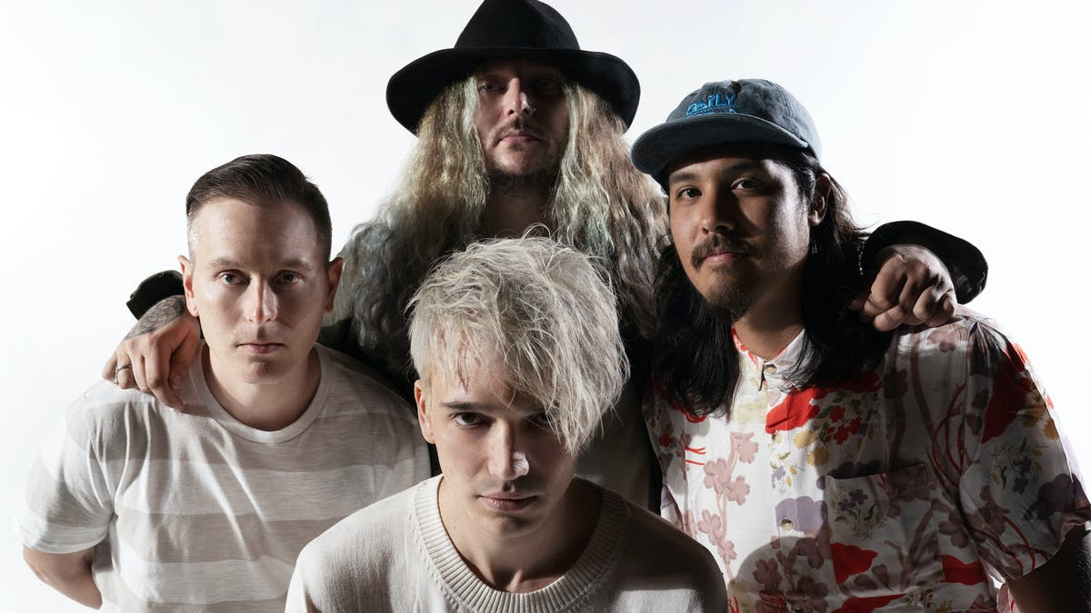 Brave New World: Why Badflower are a band to believe in — Kerrang! - Kerrang!