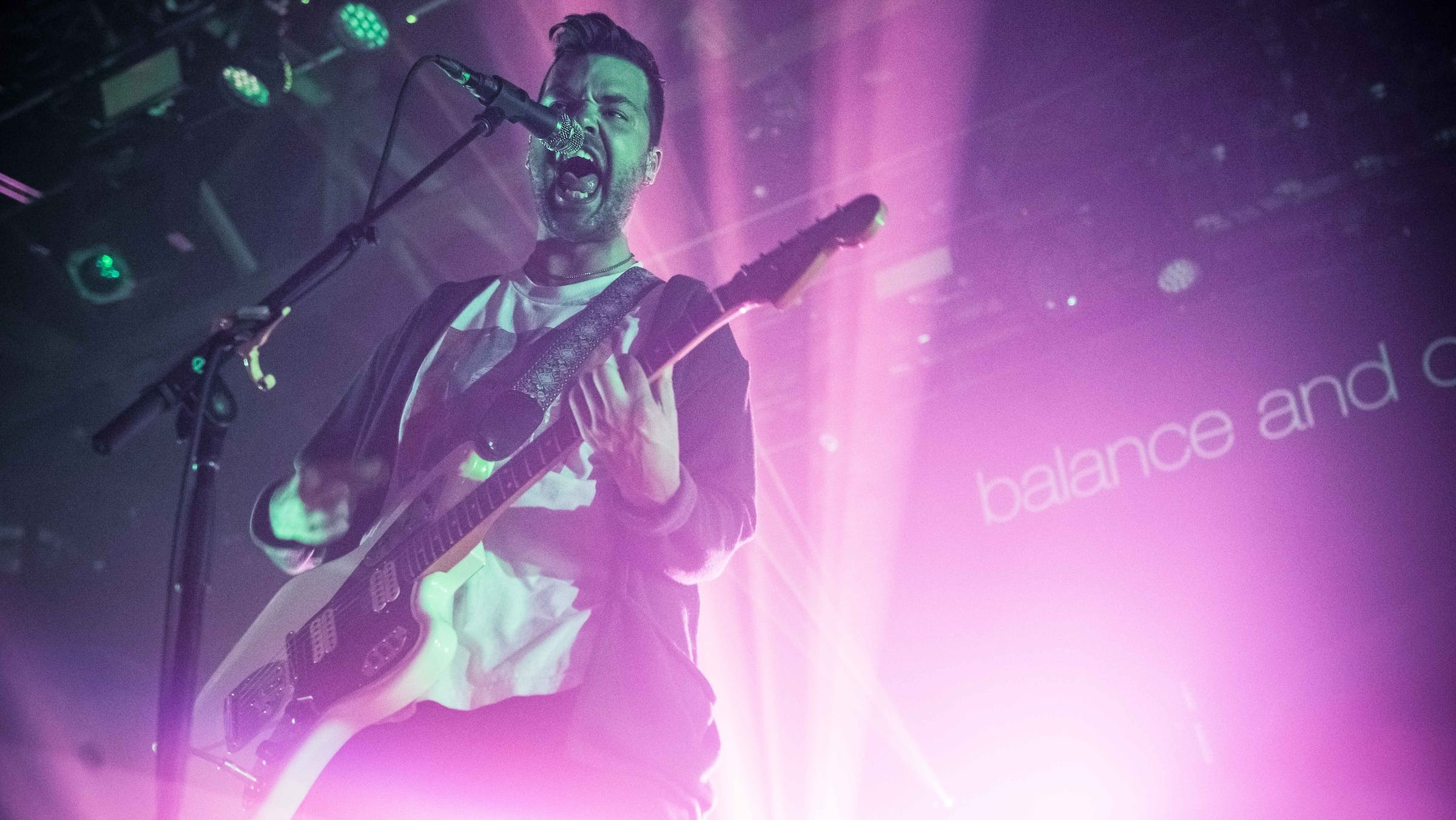 Balance And Composure Go Out On A Glorious, Crashing High Note