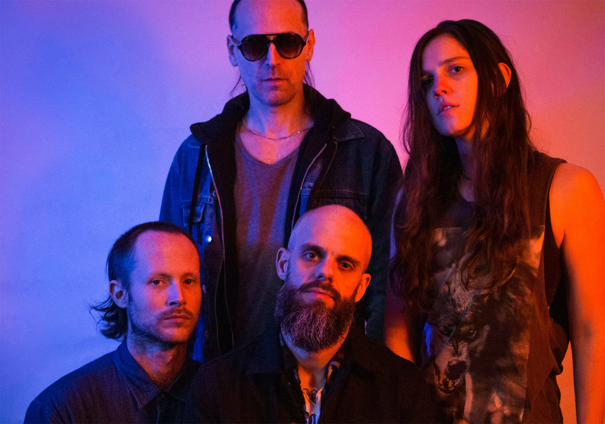 Baroness Stream New Track, Front Toward Enemy