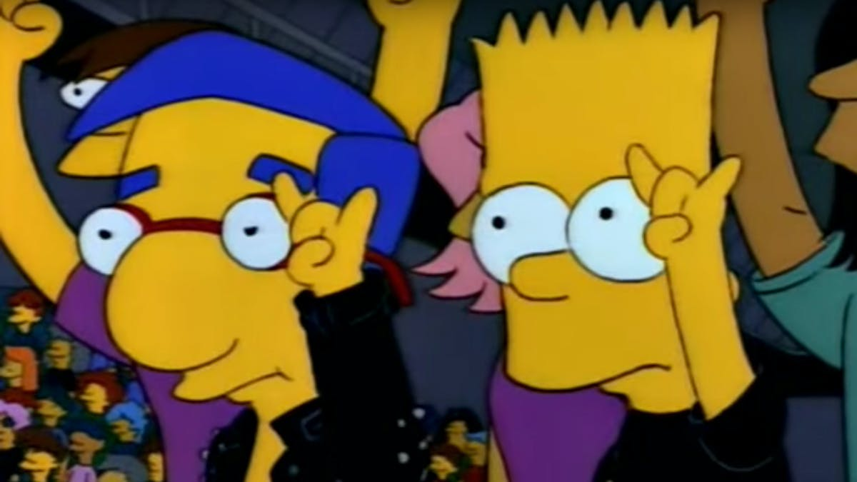 The 12 Best Rock Cameos In The Simpsons Kerrang