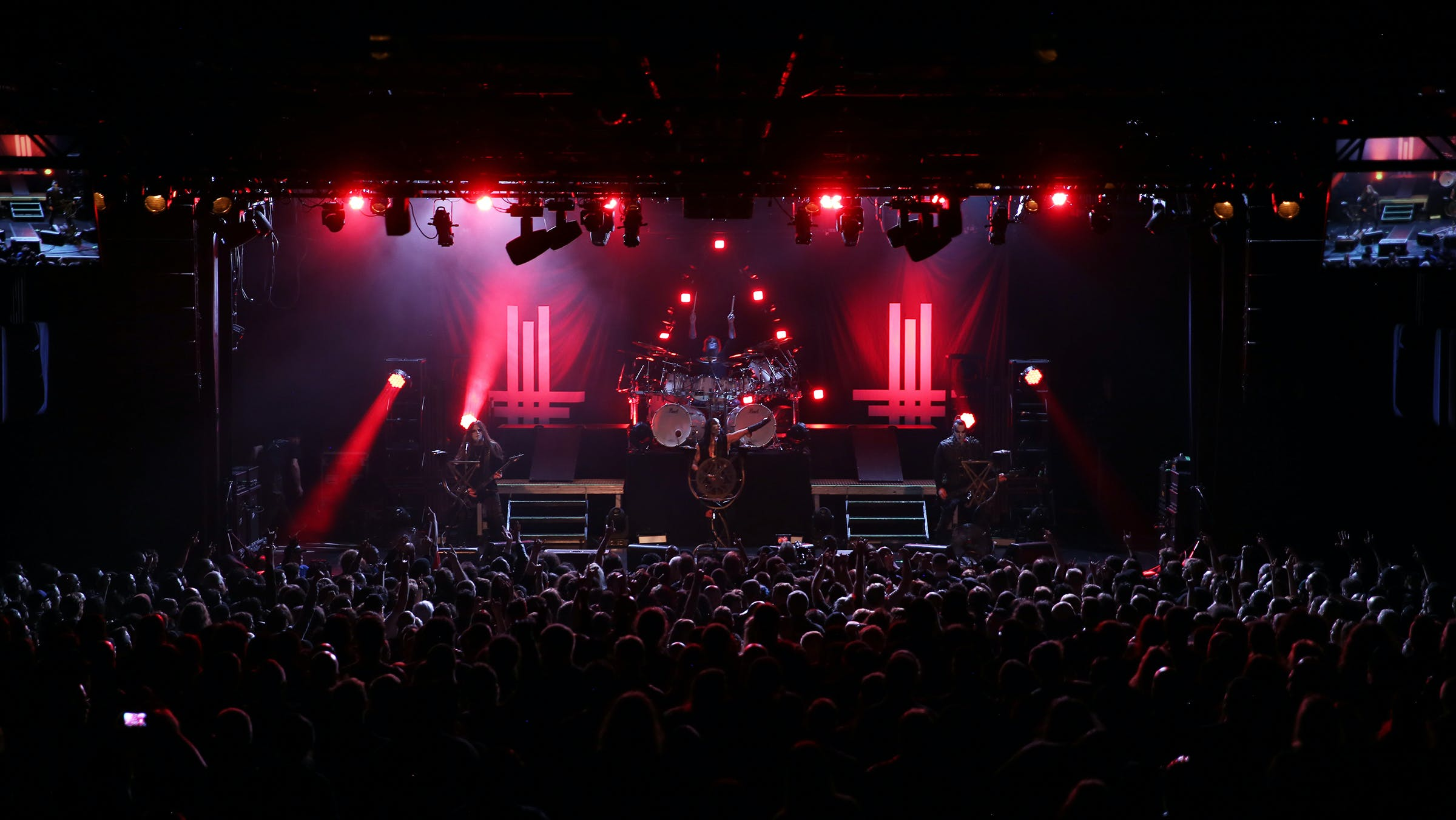 Behemoth, At The Gates, And Wolves In The Throne Room Conquer New York City