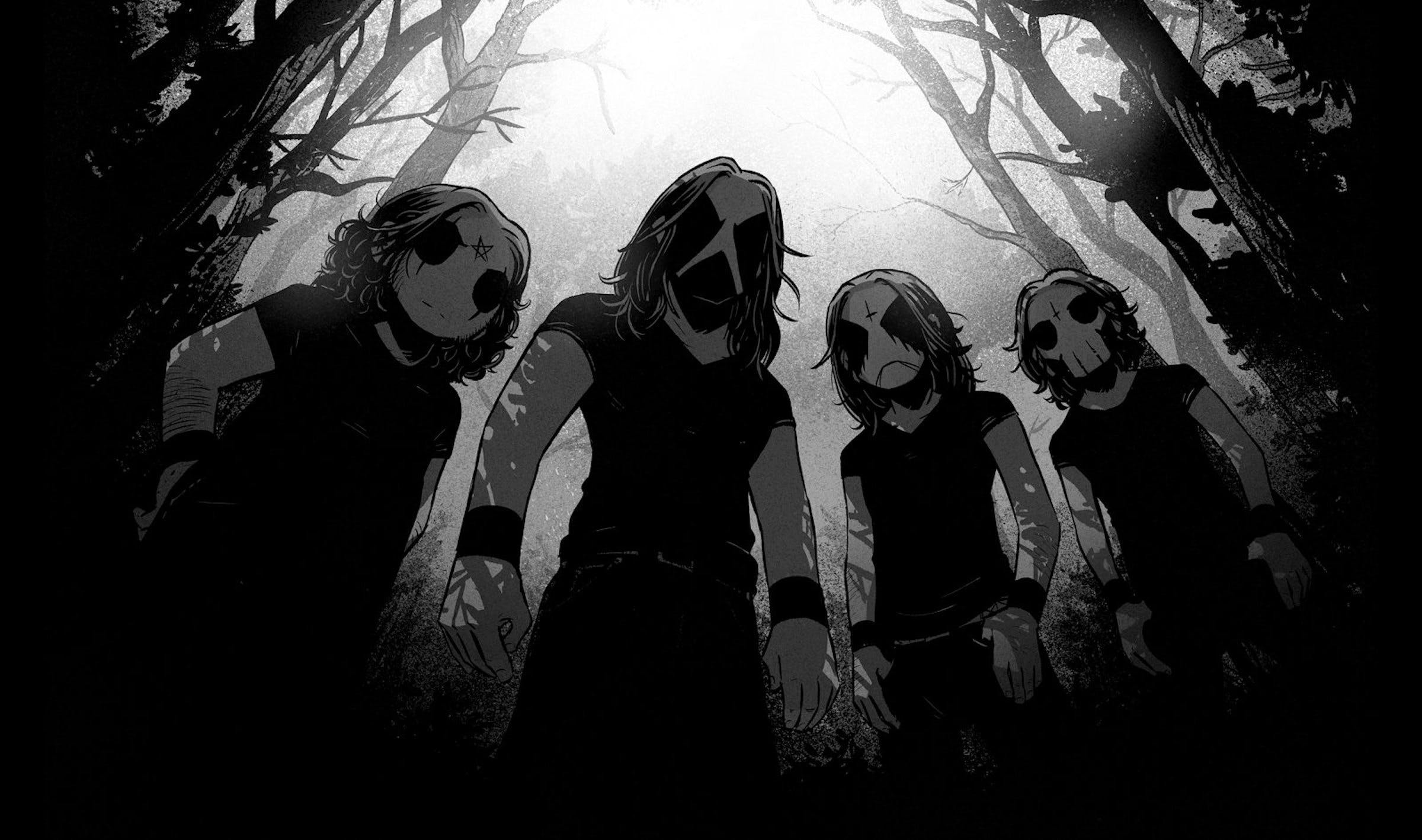 Belzebubs Are Your Favorite Cartoon Black Metal Band