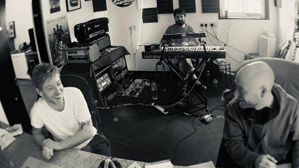 Biffy Clyro Are In The Studio Working On A New Album