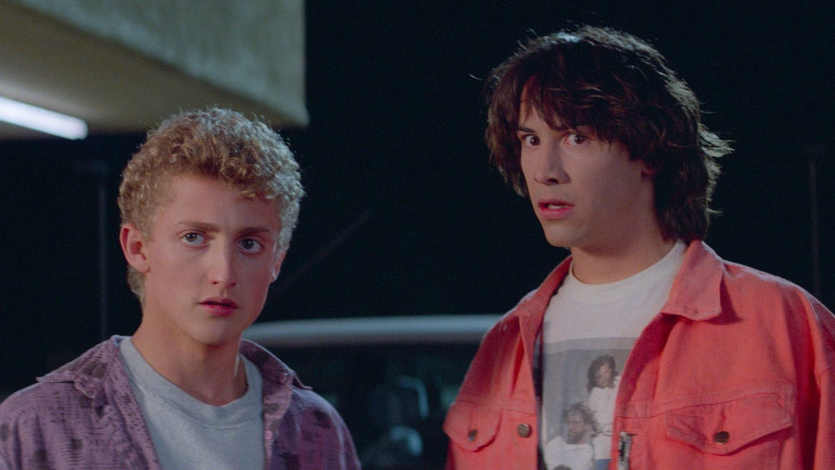 Bill & Ted's Excellent Adventure Is Being Restored In 4K HD For The First Time Ever — Kerrang!