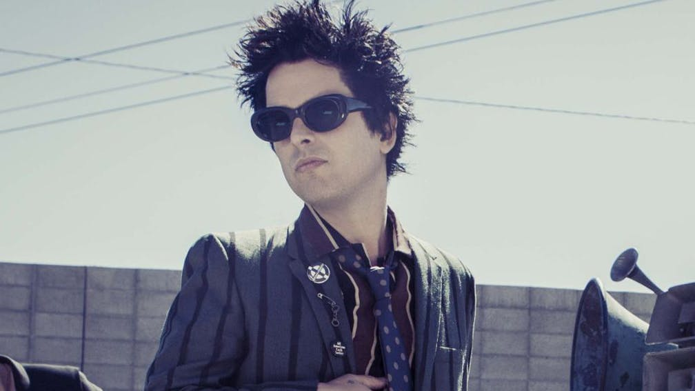 Green Day's Billie Joe Armstrong Features On Jesse Malin's New Single, Strangers & Thieves