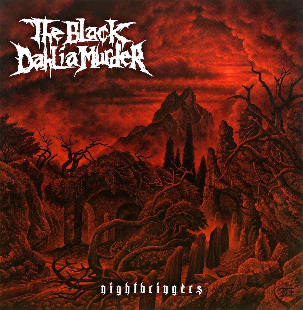 Black Dahlia Nightbringers