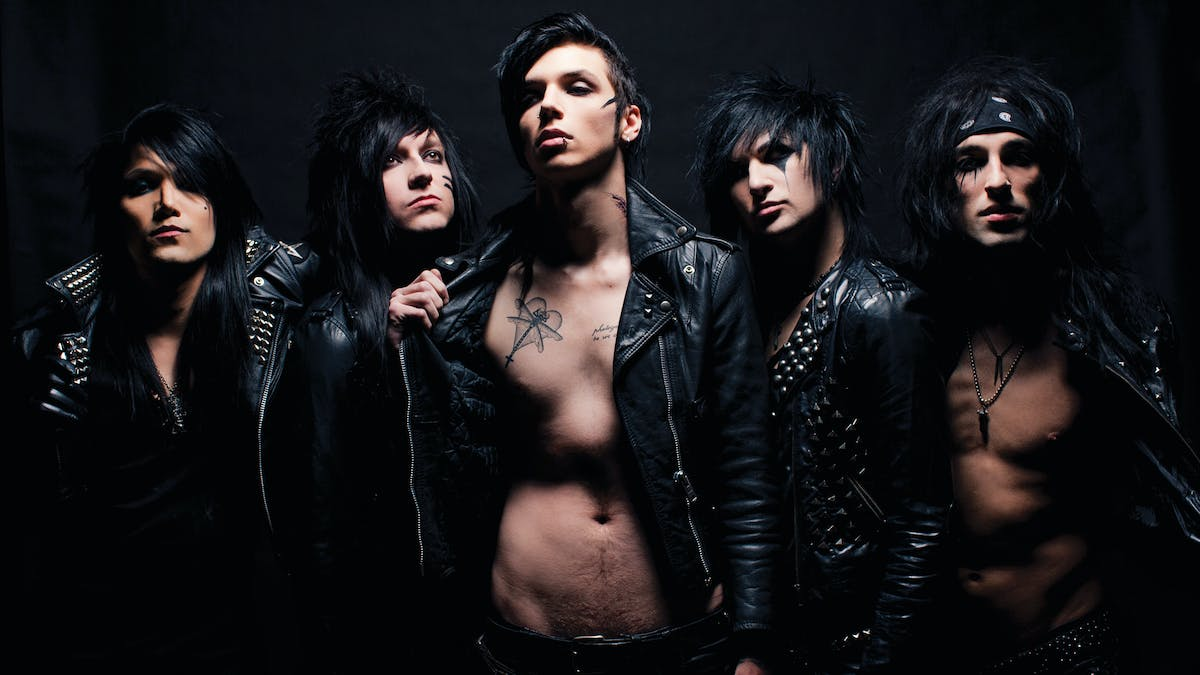 How I Wrote In The End, By Black Veil Brides' Andy Biersack