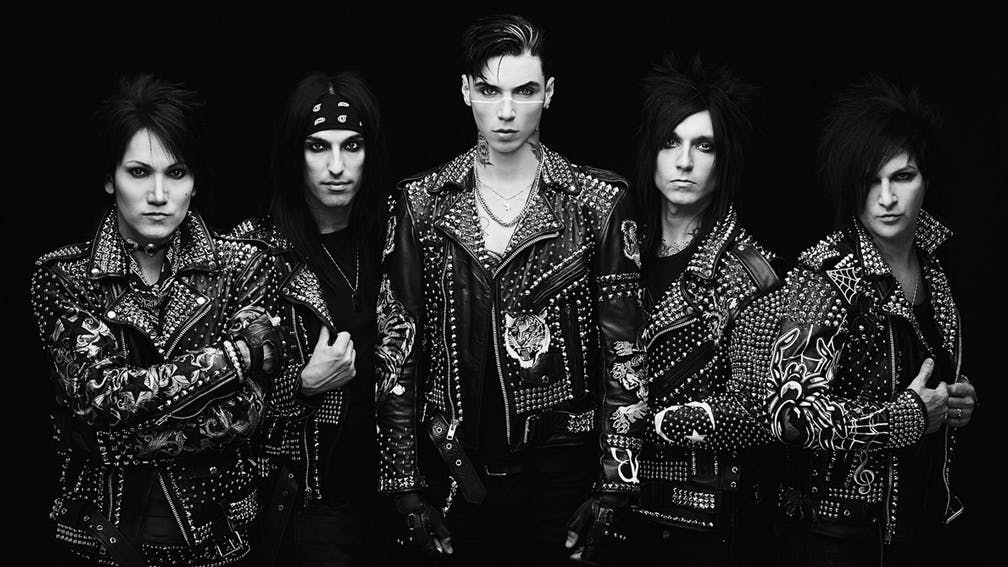 Black Veil Brides Are Working On New Material