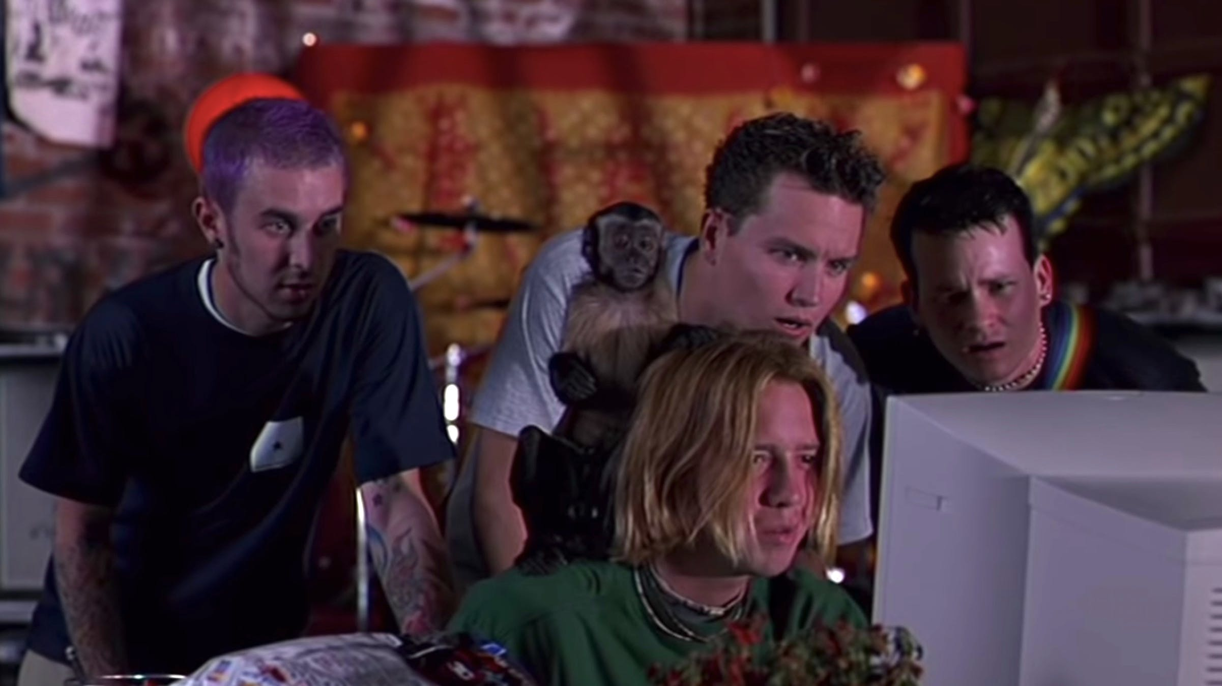 Blink 182 In American Pie