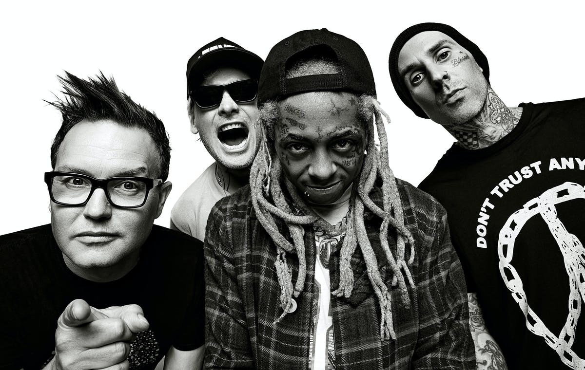 blink-182 Explain Why Lil Wayne Walked Off Stage During Their Co-Headline Tour