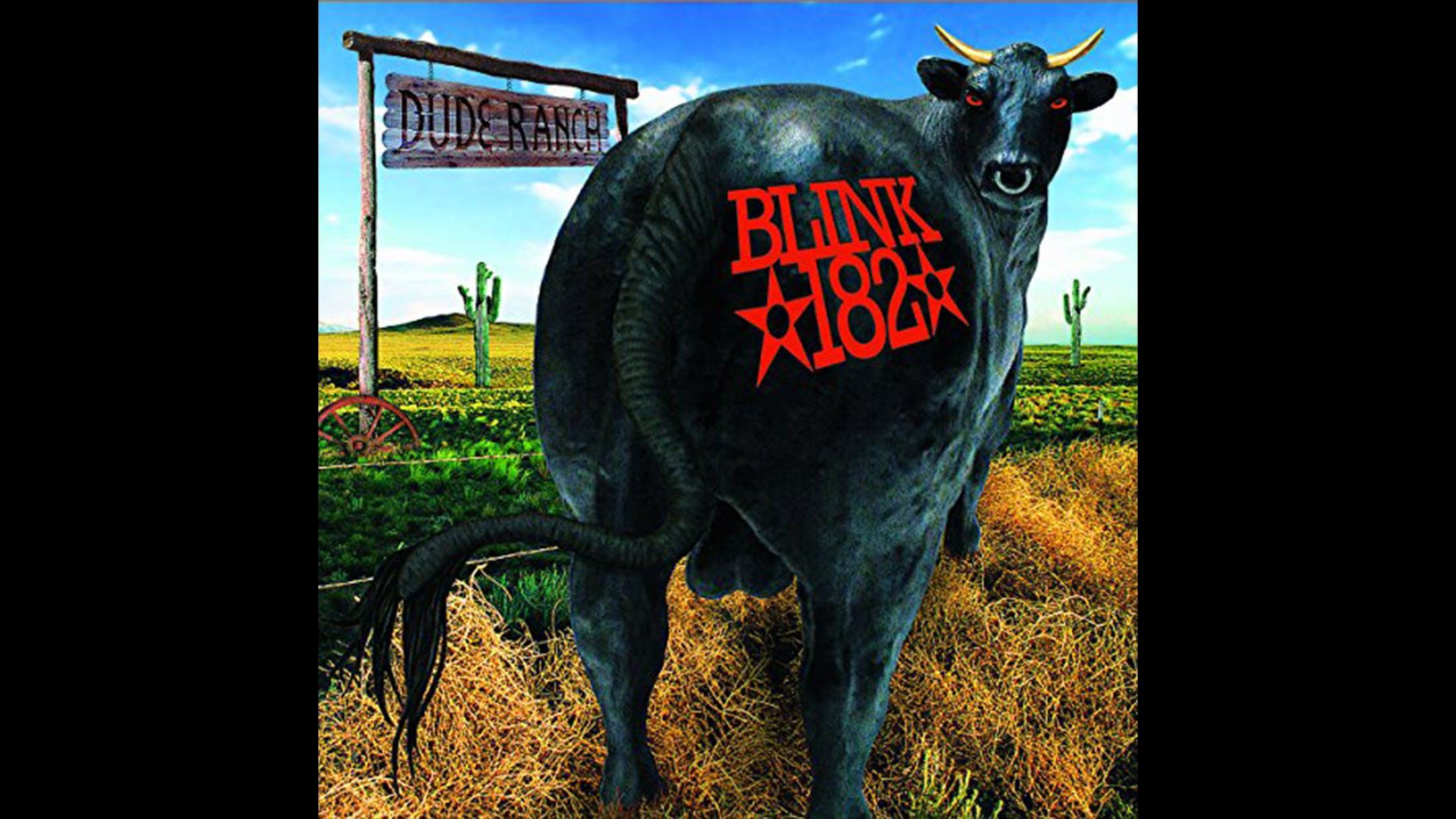 15. blink-182 - Dude Ranch
