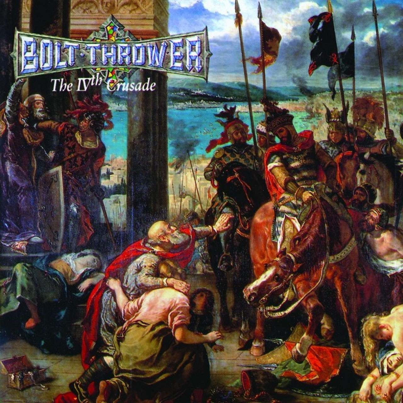 Bolt Thrower Ivth Crusade
