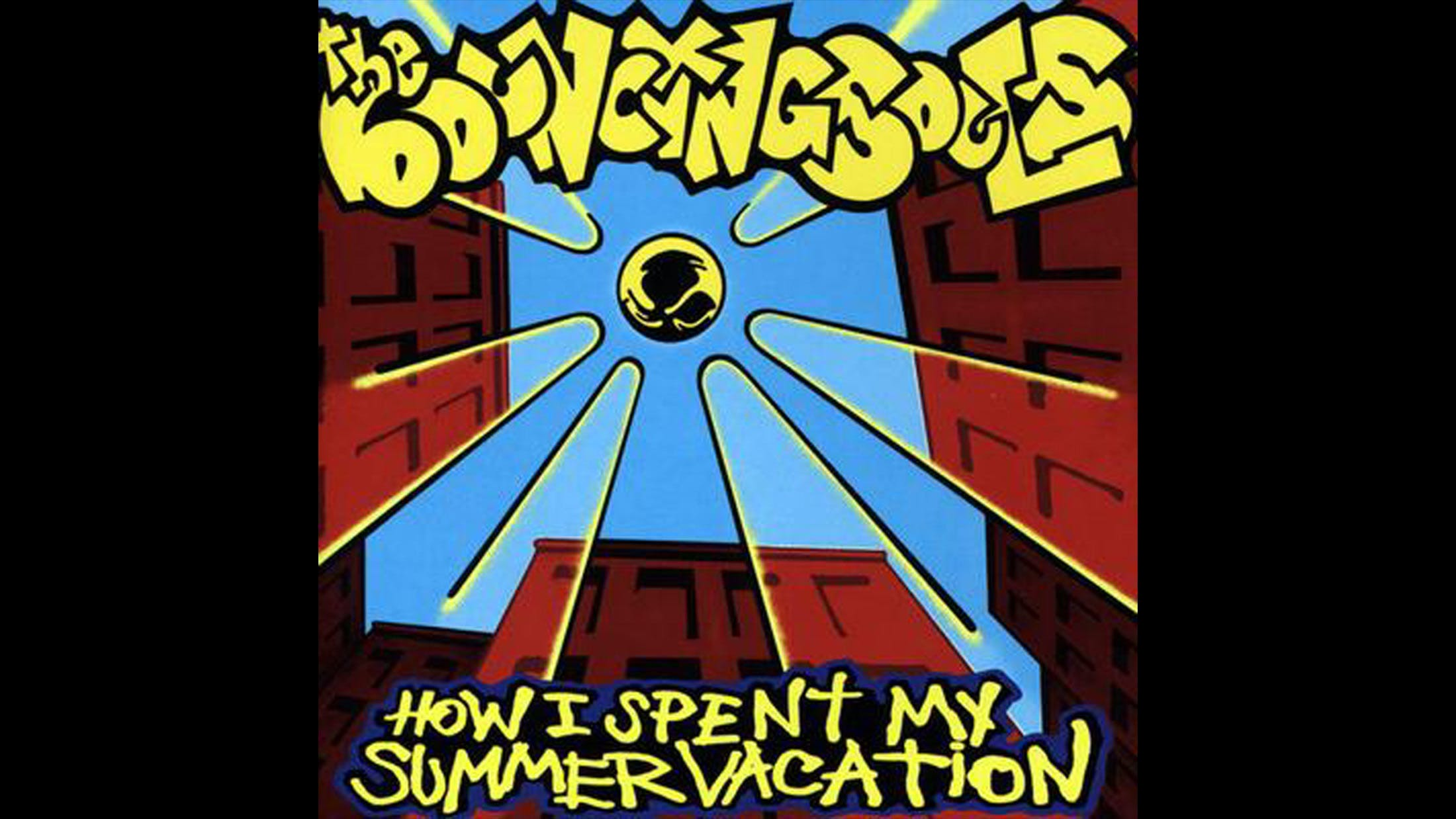 25. The Bouncing Souls - How I Spent My Summer Vacation (2001)