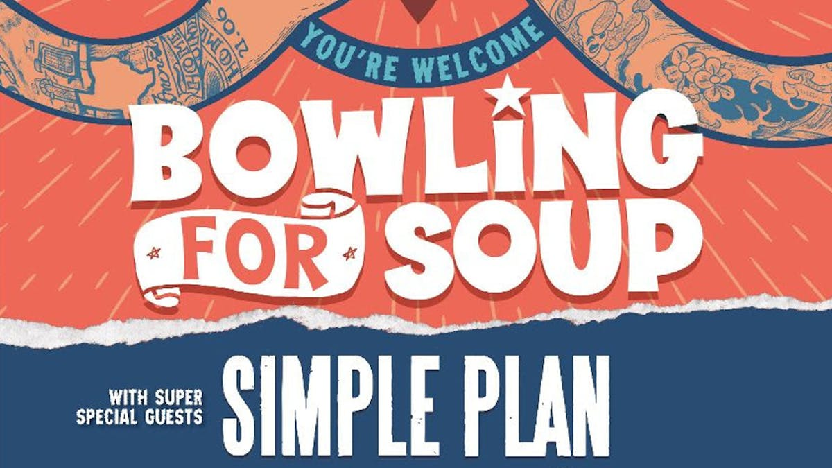 2020 Warped Tour.Bowling For Soup And Simple Plan Have Announced A Tour