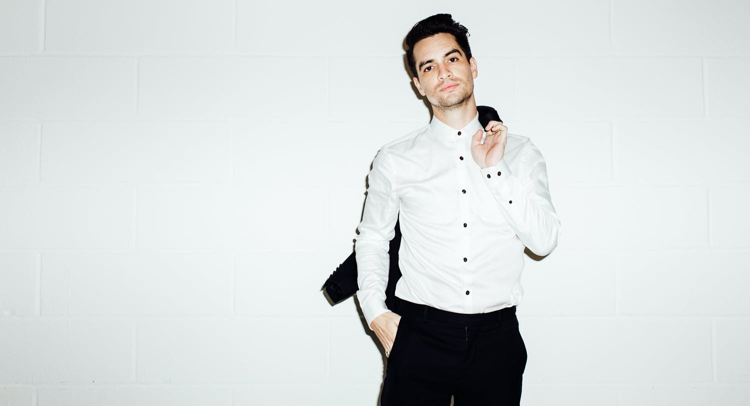 Brendon Urie Has Been Given The Key To His Hometown Of Las Vegas