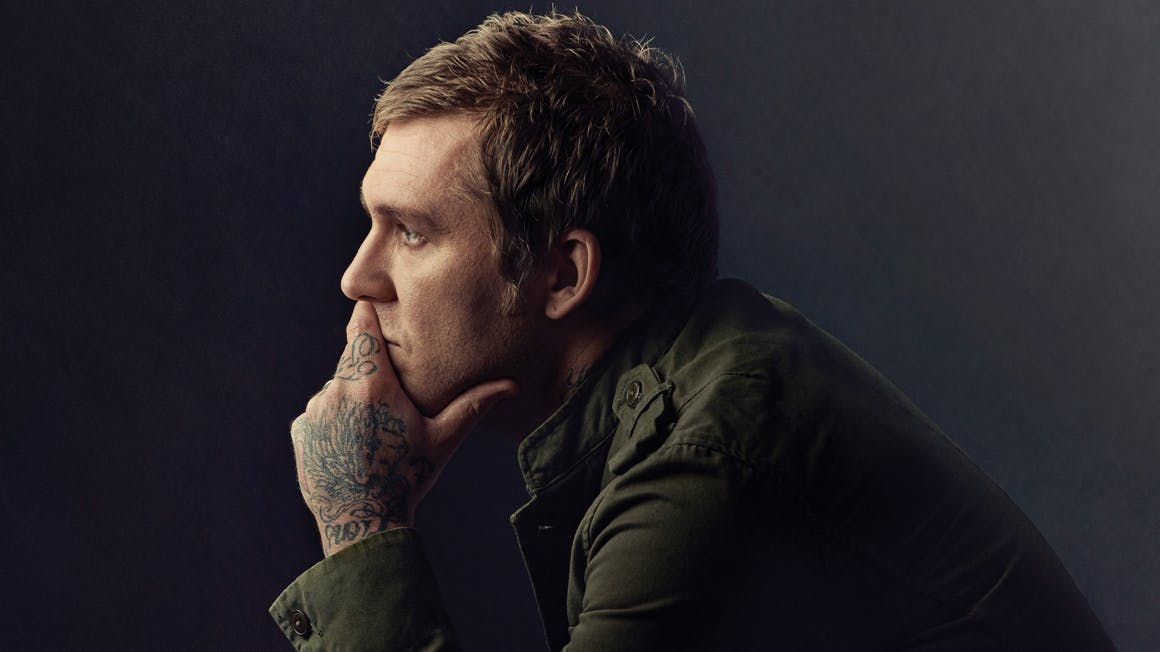 Brian Fallon Has Released A Beautiful New Song, Silence