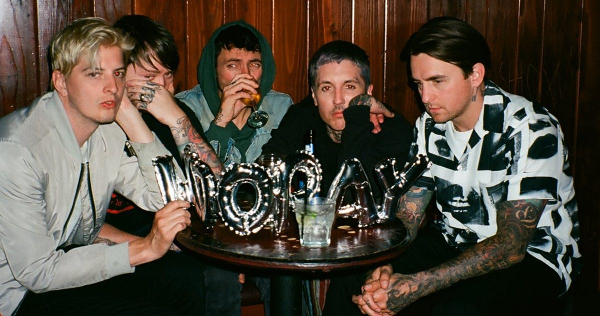 Bring Me The Horizon have Announced a Run of October U.S. Dates