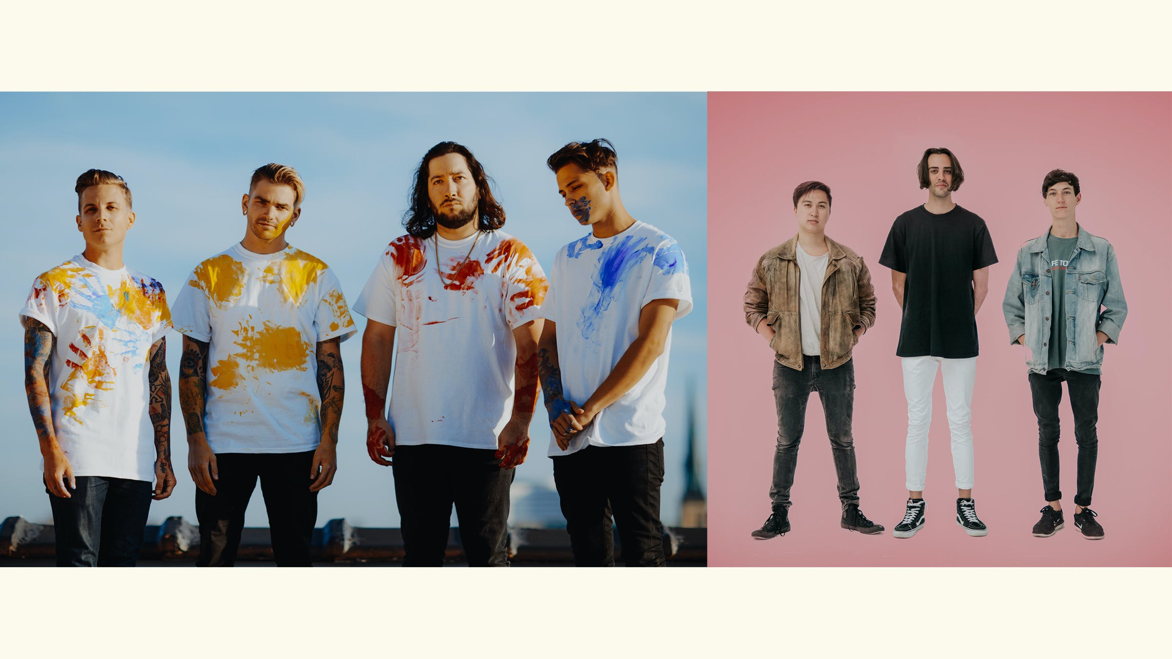 Broadside and With Confidence Announce Co-Headlining U.S. Tour