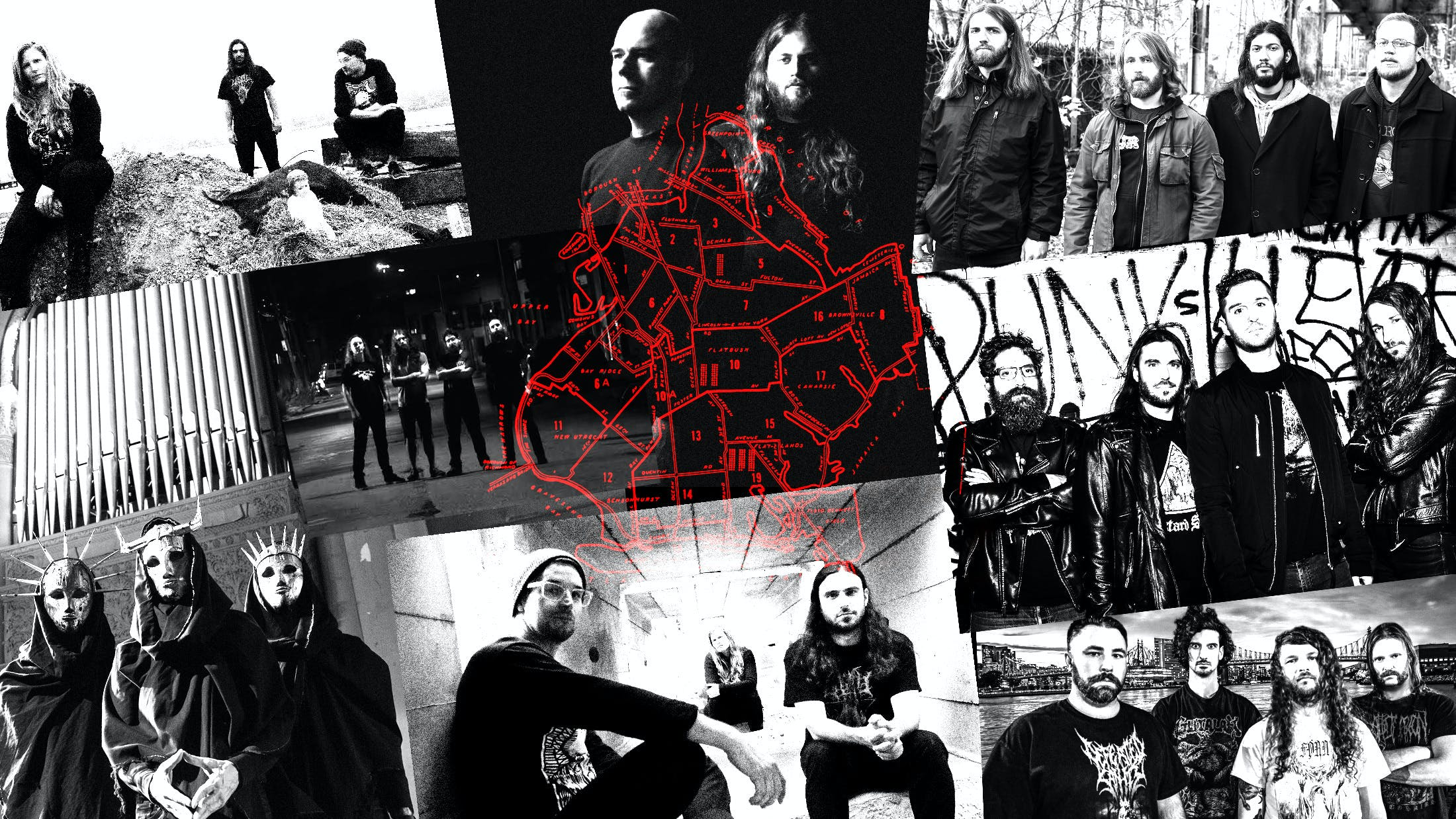 8 Brooklyn Metal Bands Defining The Scene Today