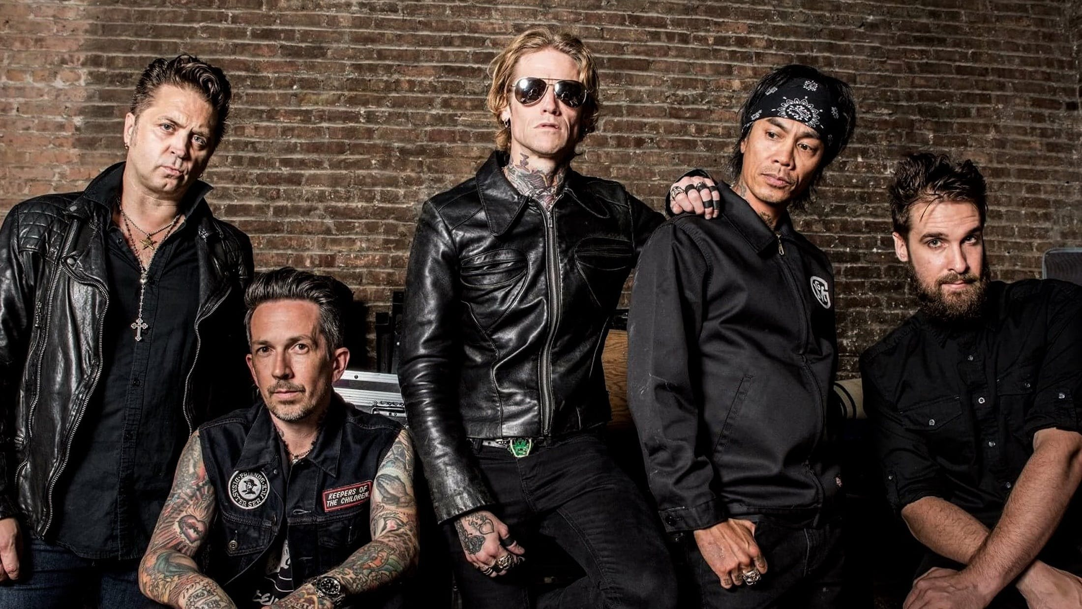 Buckcherry Have Covered Nine Inch Nails' Head Like A Hole