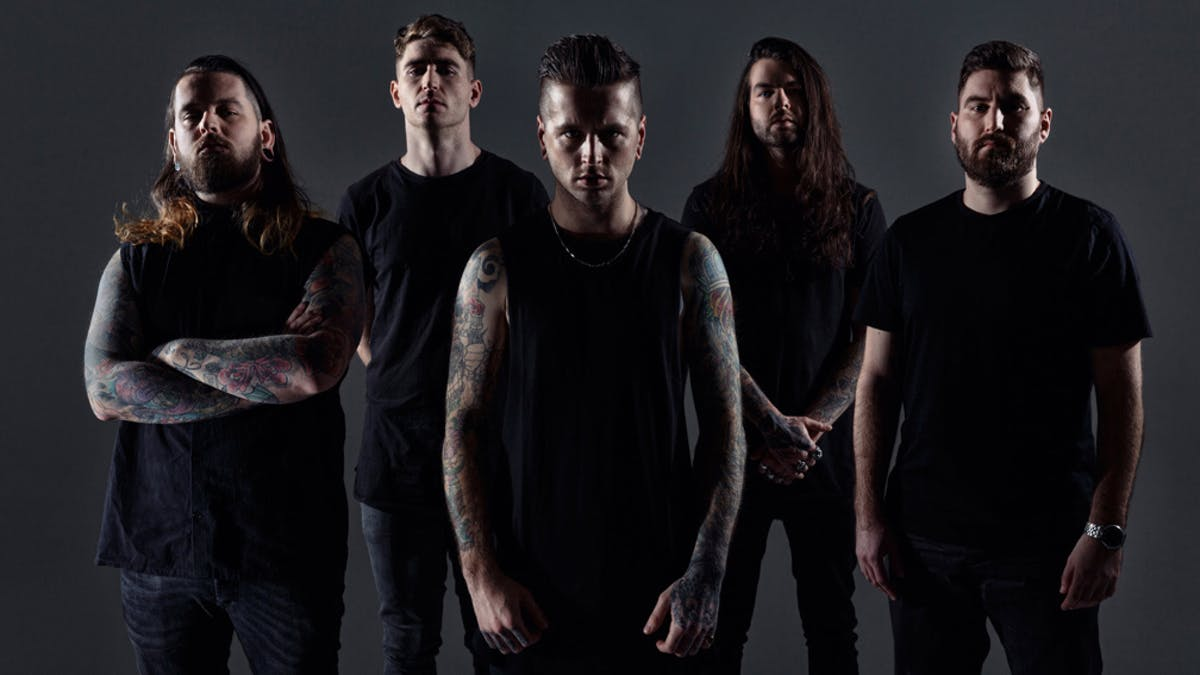 Bury Tomorrow Unveil Black Flame Deluxe Edition And New Song Glasswalk