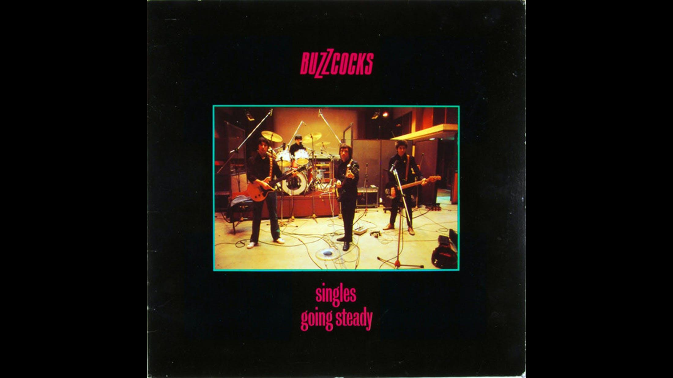 31. Buzzcocks - Singles Going Steady (1981)
