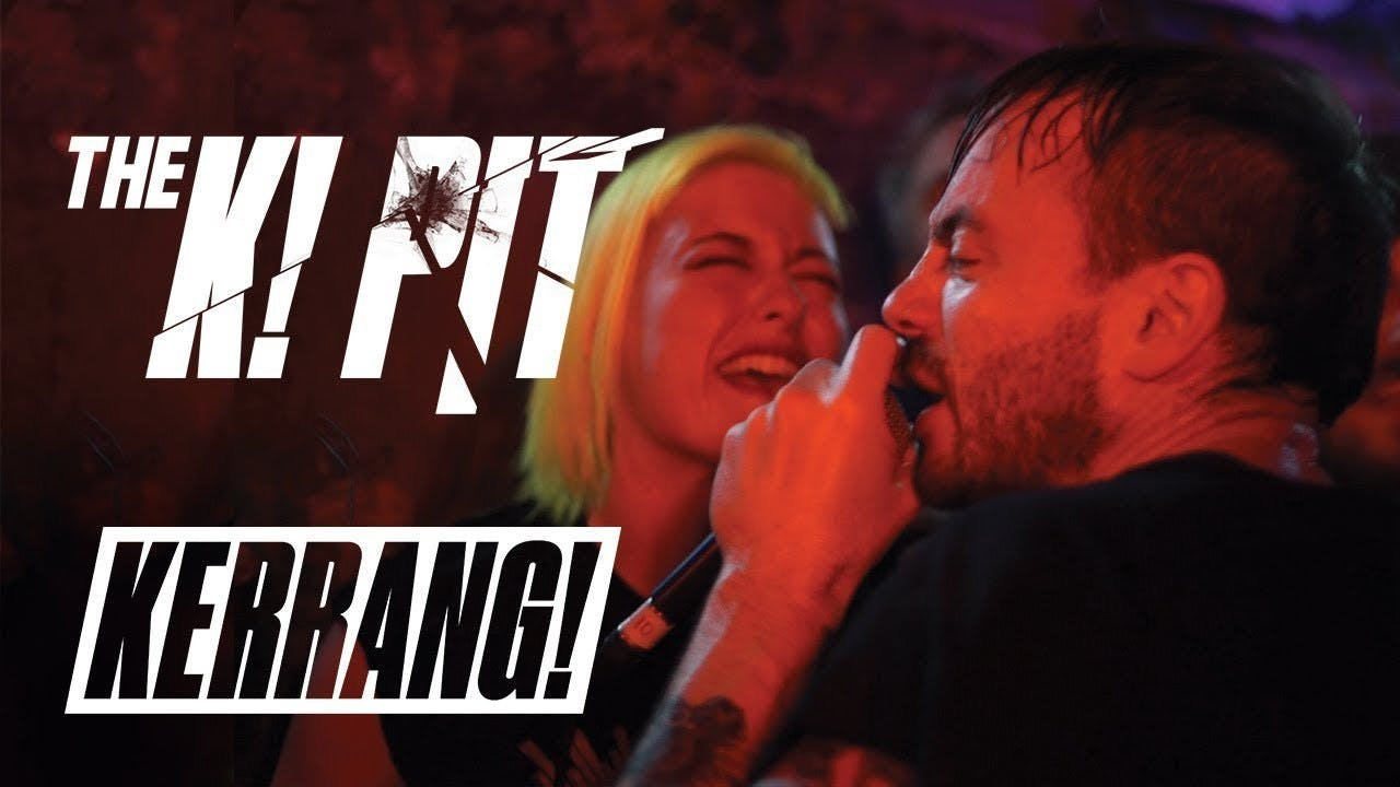 Cancer Bats live in The K! Pit