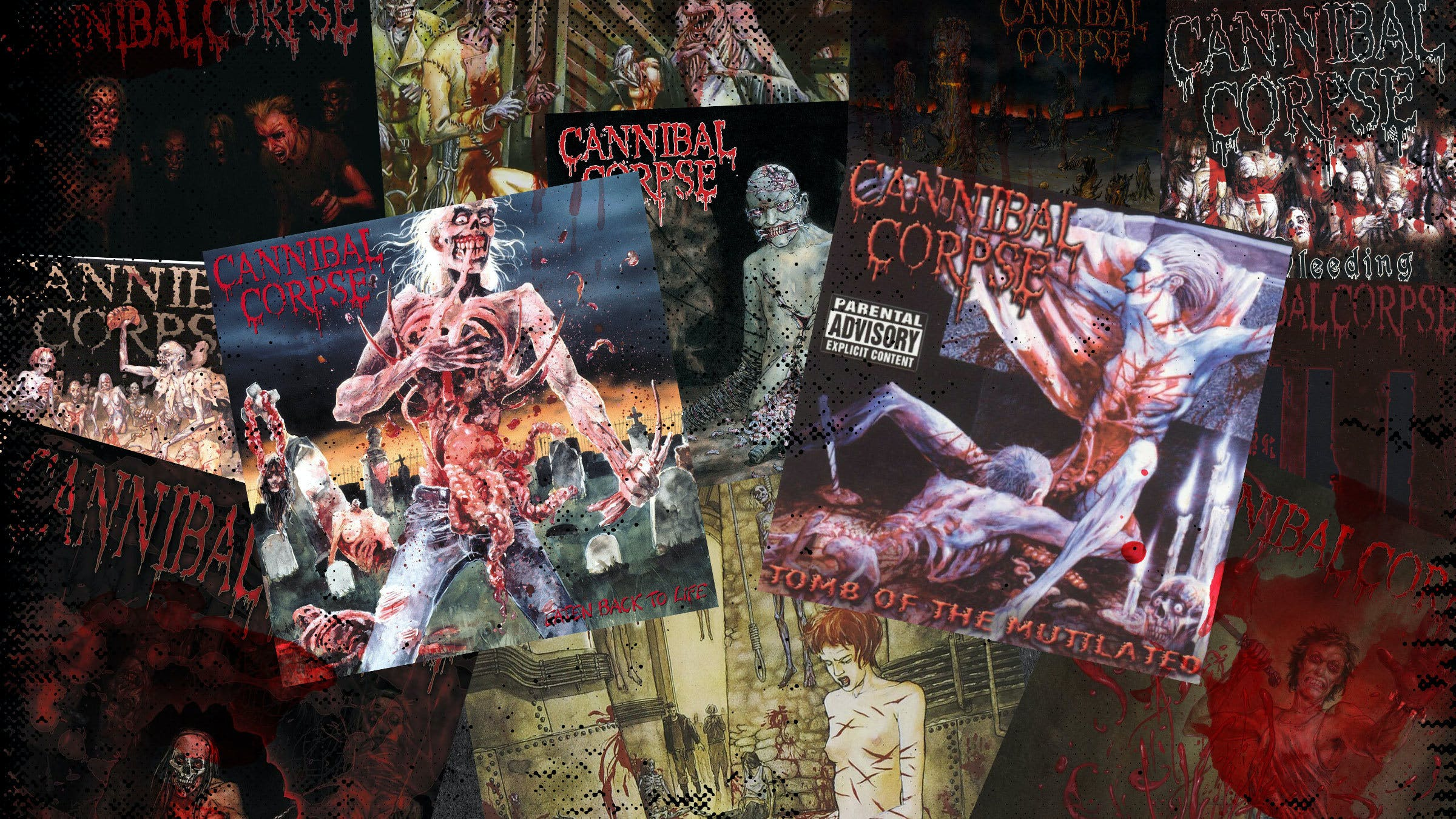 Every Cannibal Corpse Album Ranked From Worst To Best