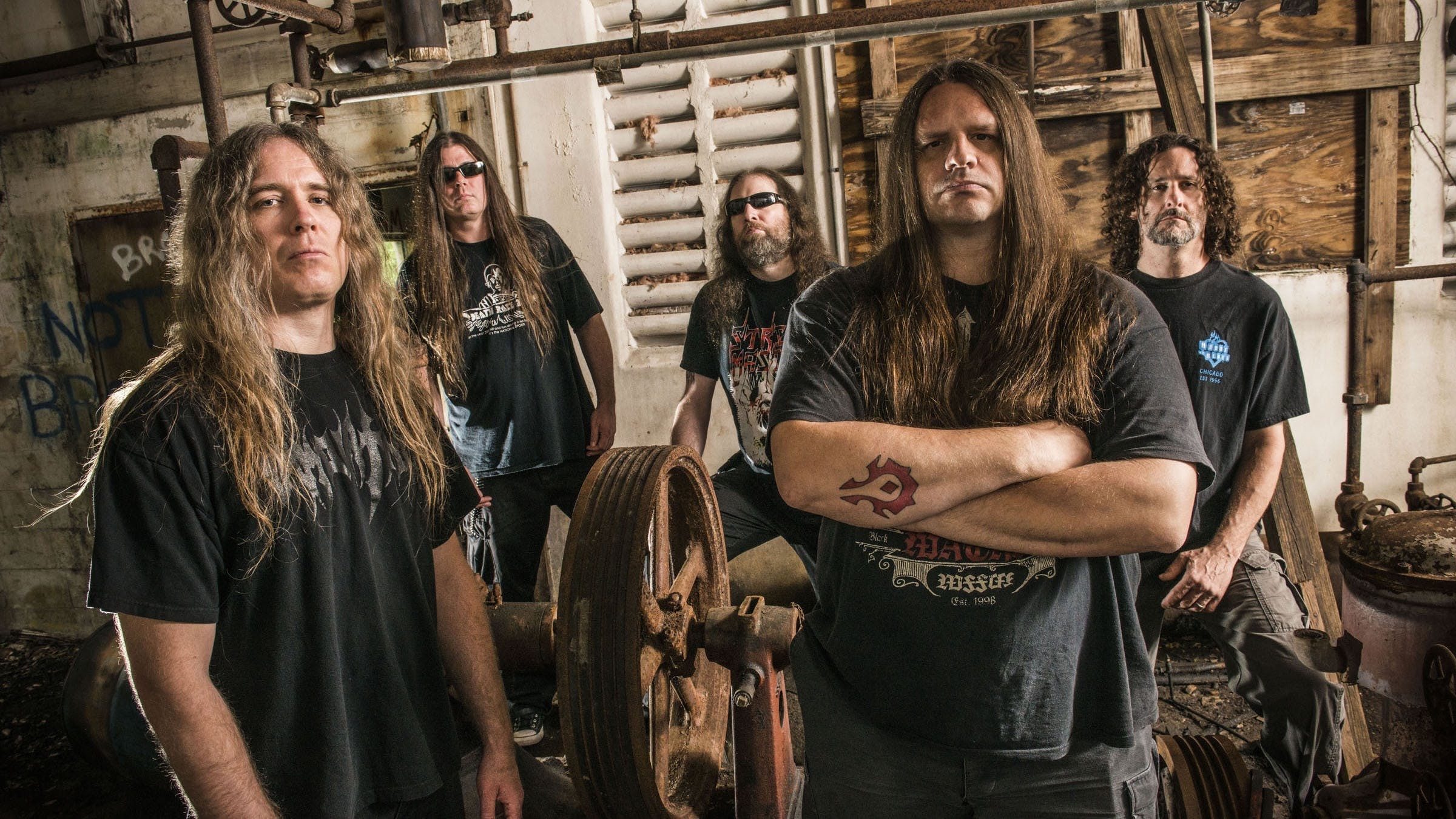 Cannibal Corpse Guitarist Arrested For Burglary As His Home Catches Fire