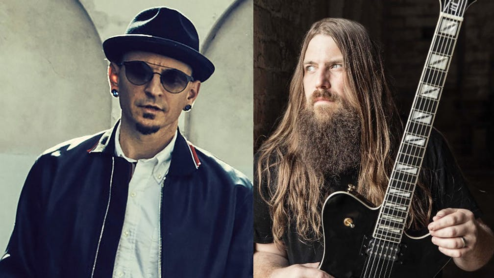 Mark Morton's Song Featuring Chester Bennington Is Coming Tomorrow