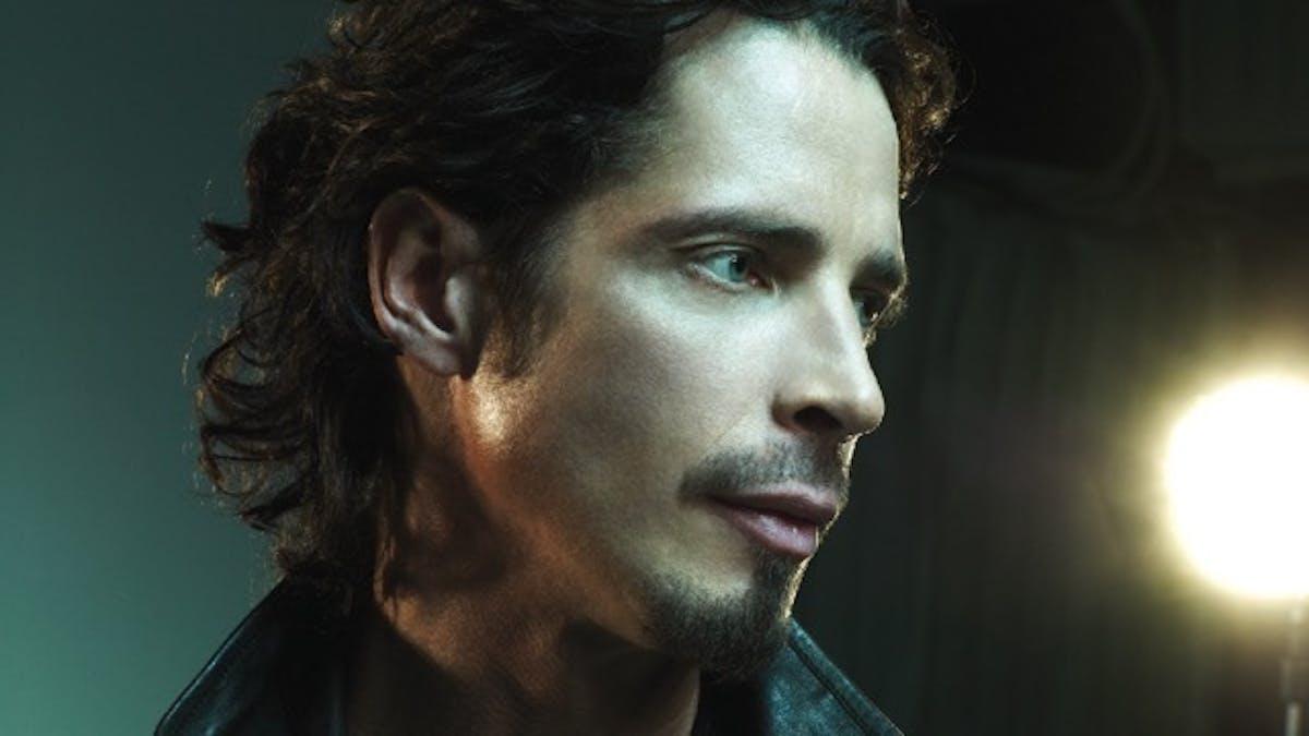 Here's Who's Playing Chris Cornell In Brad Pitt's Movie