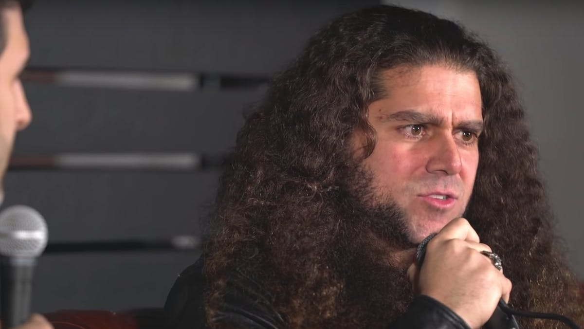 Coheed And Cambria Admit Opening For Slipknot Was Toughest Gig