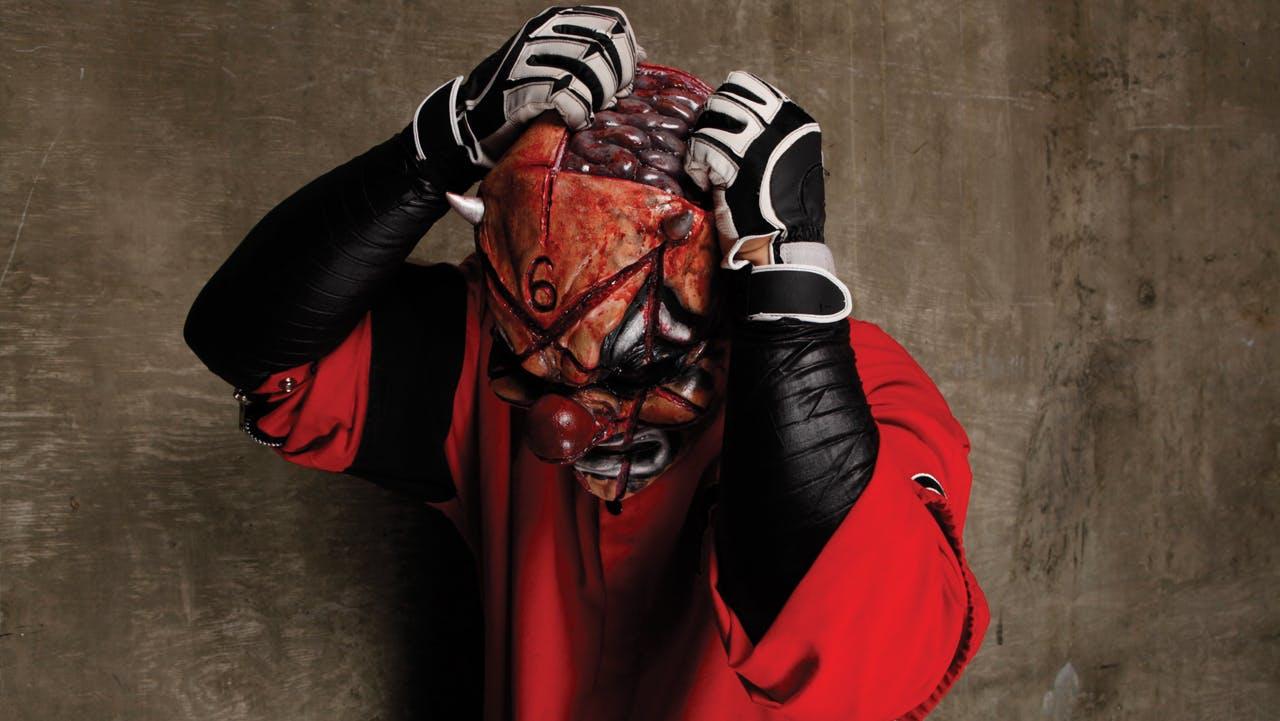 Clown Slipknot Credit Paul Harries